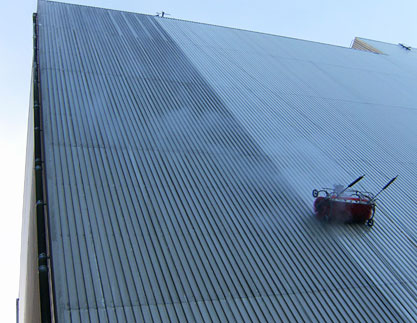 Cleaning Building Systems